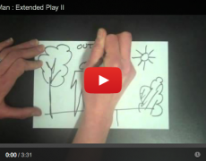 Video :: Rapid Sketching : People in context
