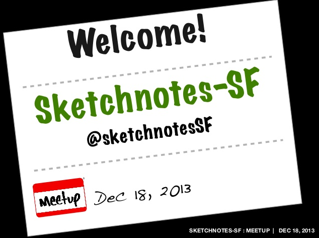 Sketchnotes-SF Deck on Slideshare